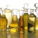 Verschillende soorten olie